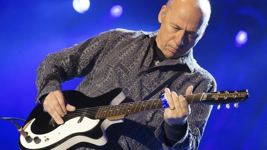 "Mark Knopfler iniciará en Barcelona su gira ""Down The Road Wherever"""