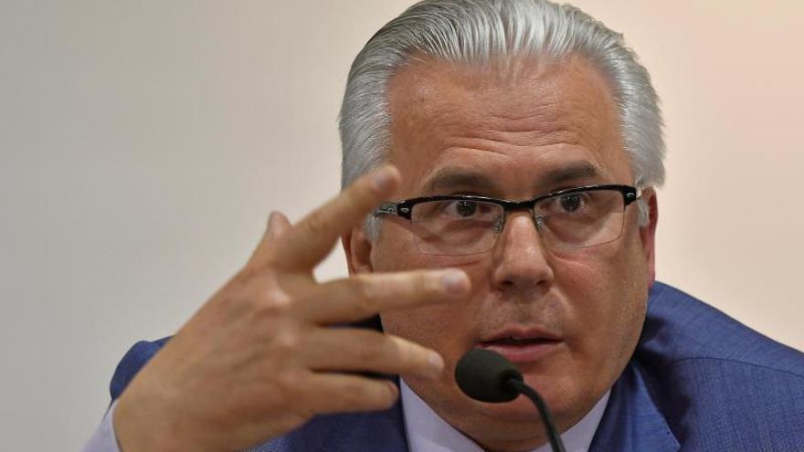 En la imagen, el exjuez español Baltasar Garzón.