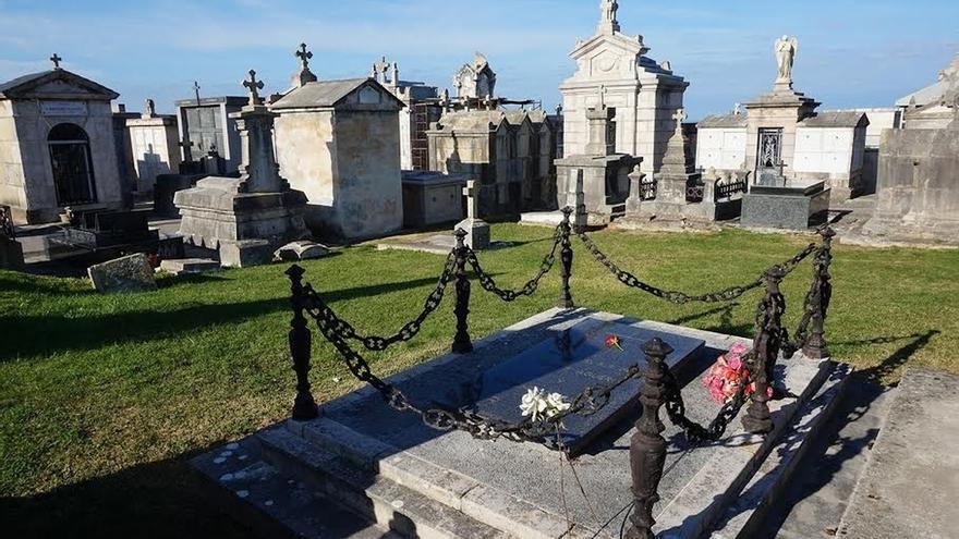 Ciriego, finalista del concurso de cementerios en las categorías de Mejor historia y Mejor monumento