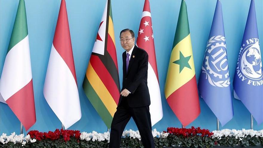 Ban Ki-moon visitará Corea del Norte esta semana