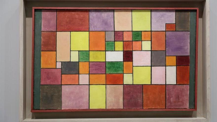 El arte abstracto de Paul Klee aterriza de forma inédita en Brasil