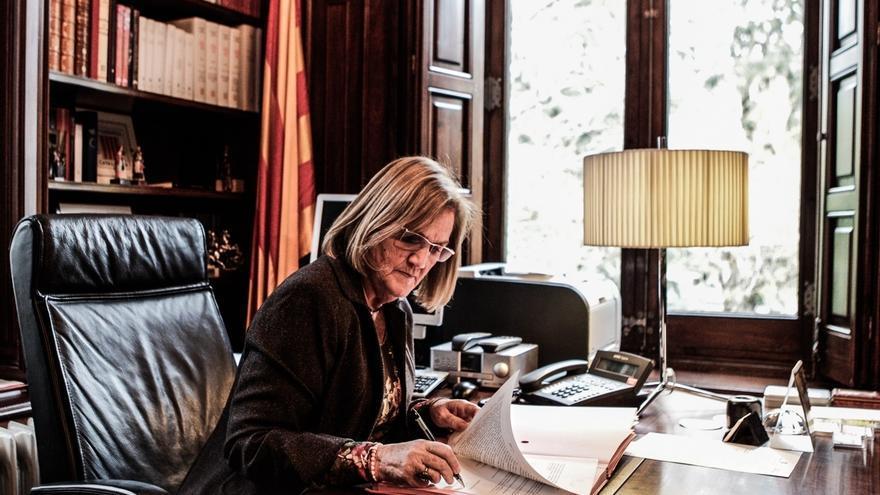 De Gispert envía a Posada la proposición que pide la competencia de referéndum