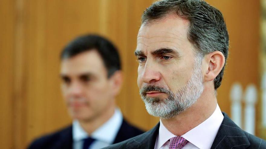 Los Reyes emprenden viaje a EE.UU. para reivindicar la huella que dejó España