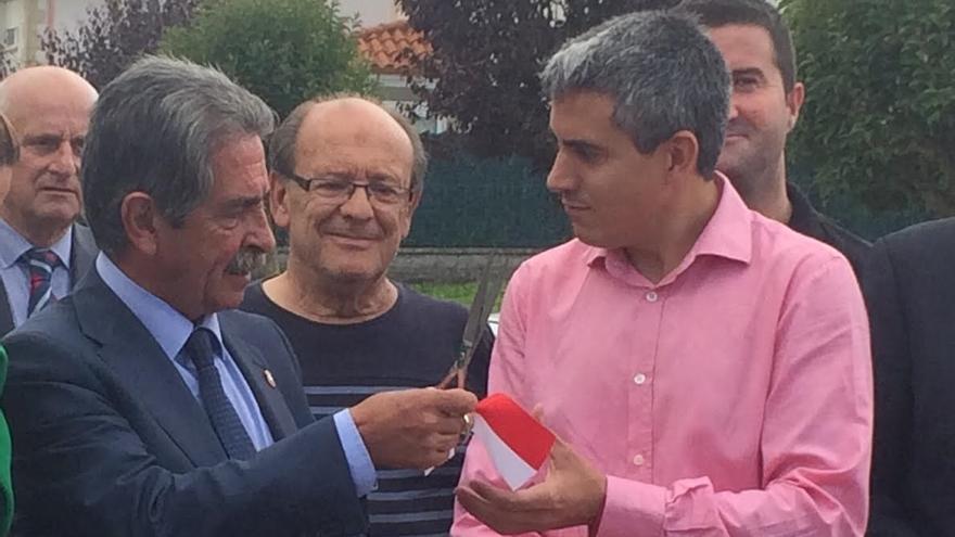 """Revilla espera que Zuloaga sea """"más reivindicativo"""" que el anterior delegado del Gobierno"""