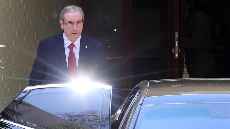 Justicia notifica al jefe de Diputados de Brasil sobre cargos de corrupción