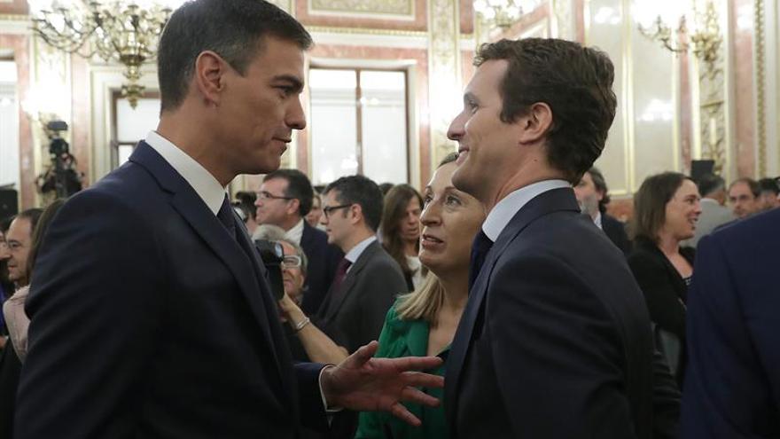 Sondeo:PSOE y PP empatarían en escaños de celebrarse hoy elecciones generales