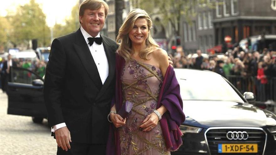 Guillermo de Holanda celebra en privado su cumpleaños con monarcas europeos