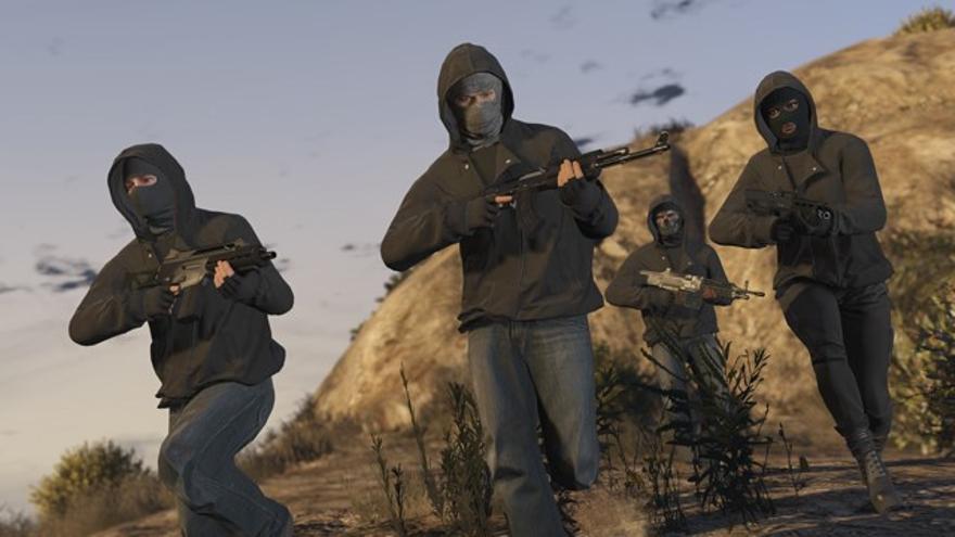 GTA V Online Golpes