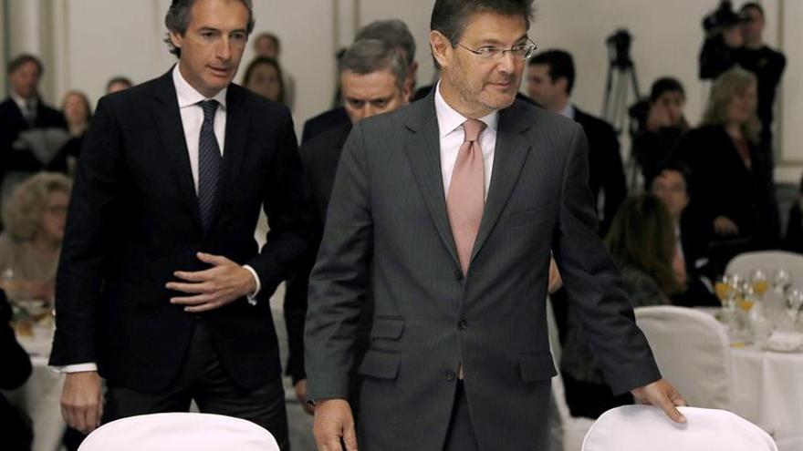 "Rajoy llamó a Catalá por sms de González para decirle que ""estas cosas pasan"""