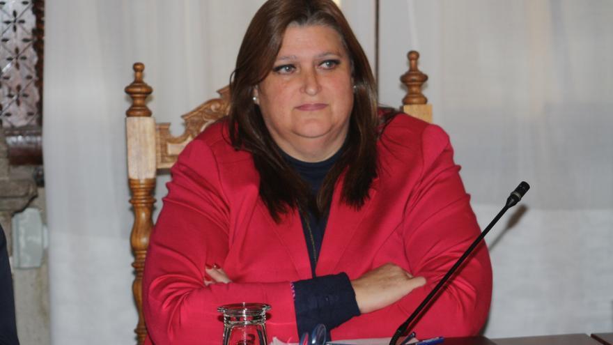Gazmira Rodríguez es concejal de Bienestar Social e Igualdad de Oportunidades.
