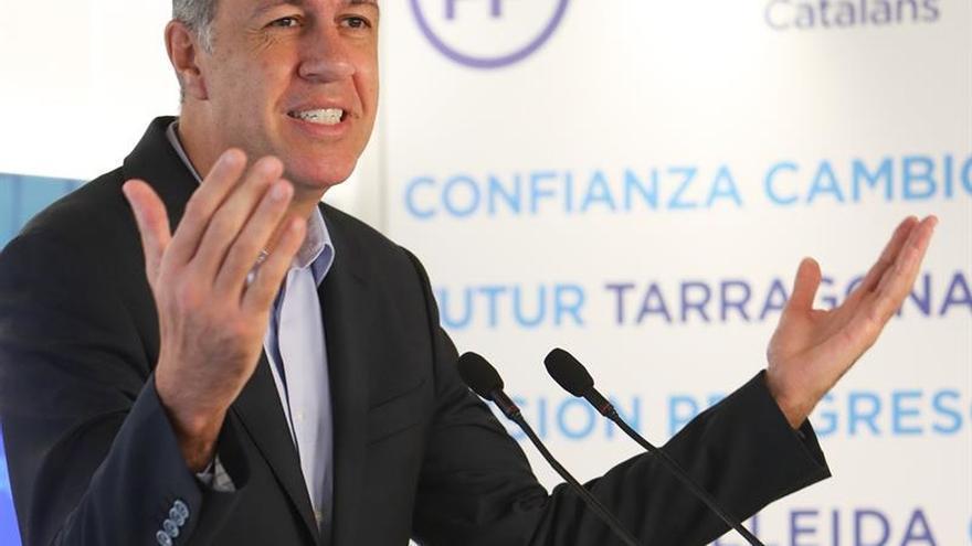 Albiol lamenta que el Gobierno no interveniera TV3 con el artículo 155