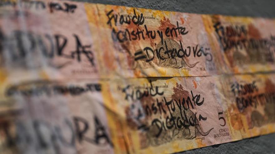 """La CIDH condena que Maduro """"impida"""" el derecho a manifestarse ante la Constituyente"""