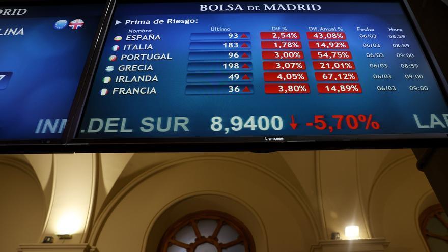El interés del bono español se sitúa en el 0,17 %, nivel de septiembre de 2019