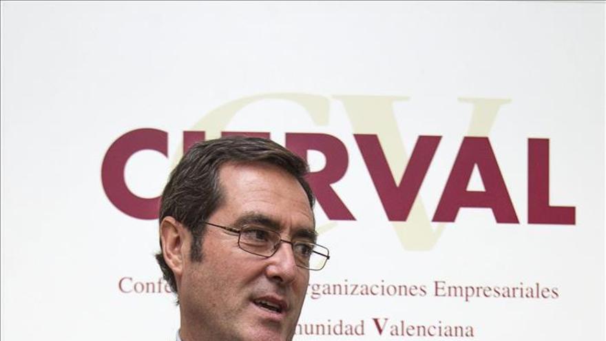 """Garamendi cree que la CEOE """"no ha estado a la altura"""" ante el proceso soberanista de Cataluña"""