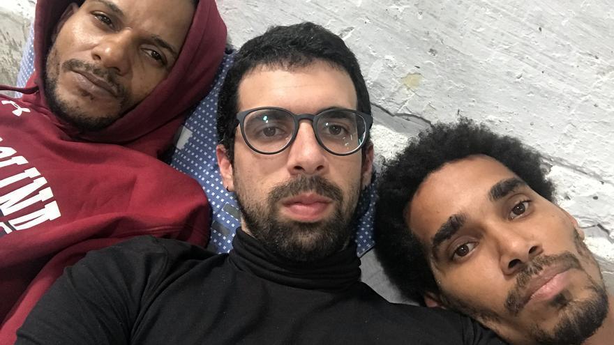 Activistas cubanos dan por finalizada su huelga de hambre