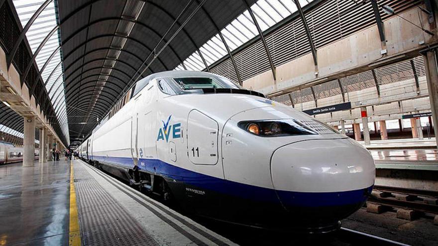 Los trenes de alta velocidad consumen de media y por pasajero transportado un 29% menos de energía que los convencionales.