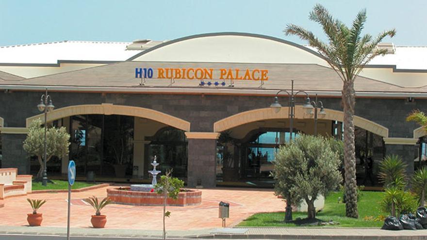 H10 Rubicón Palace.