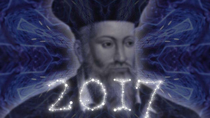 Representación de Nostradamus. (Canarias Ahora)