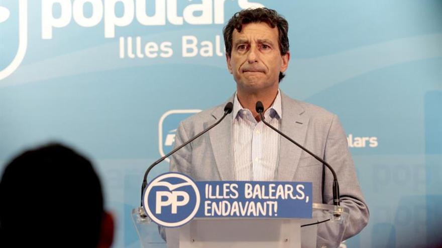 PP y Cs critican la visita de hoy de Forcadell al Parlament balear