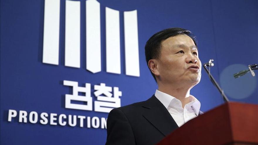 El juez condena a 3 años al hijo del propietario del ferri surcoreano hundido
