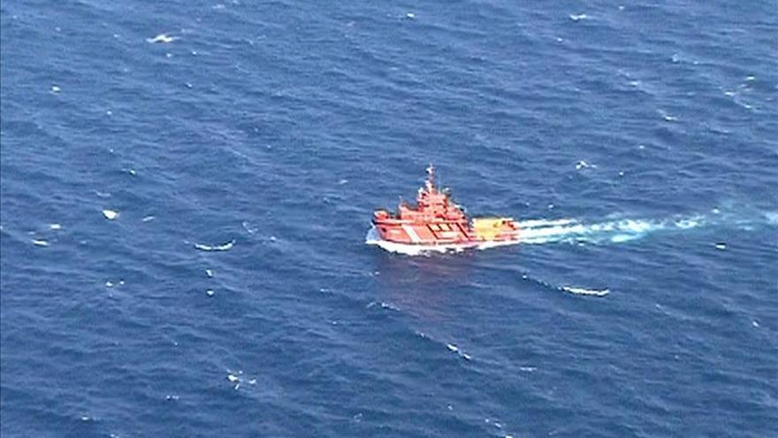 Una embarcación de Salvamento Marítimo./ Efe.