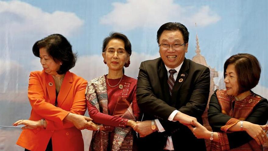 Arranca la reunión de ASEAN con una agenda centrada en seguridad y economía