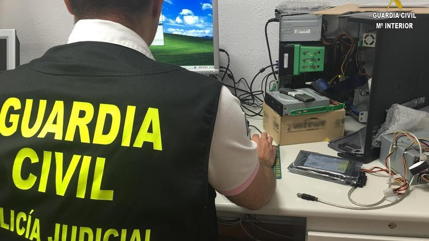 Guardia Civil alerta de nuevas estafas a empresas riojanas y sus clientes con el método 'CEO Fraud', pirateando el mail