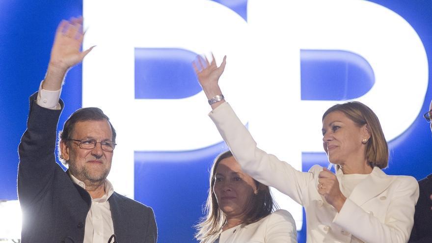 """El PP admite que intentará hablar con Ciudadanos para investir a Rajoy y pide al PSOE """"responsabilidad"""""""