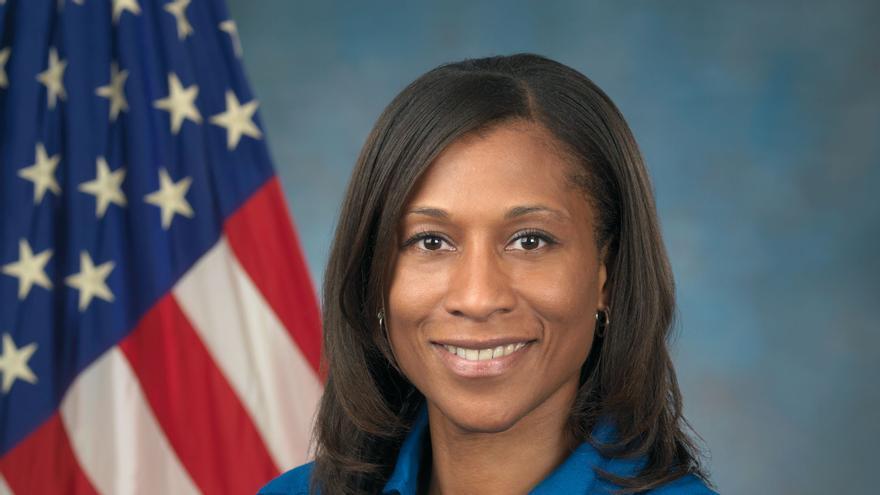 La astronauta Jeanette J. Epps
