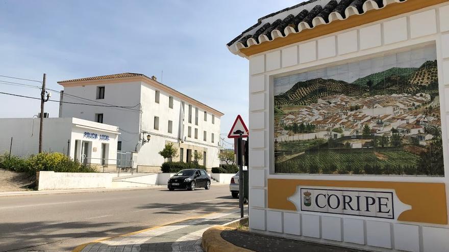 Los casi 1.400 habitantes de Coripe disfrutan de un entorno envidiable.
