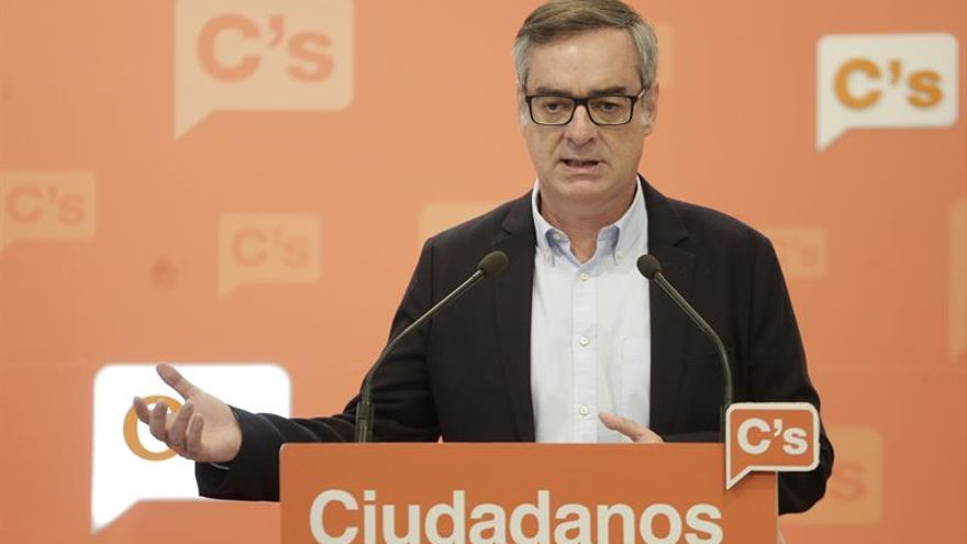 C's ve inviable pactar con Podemos para facilitar un gobierno socialista
