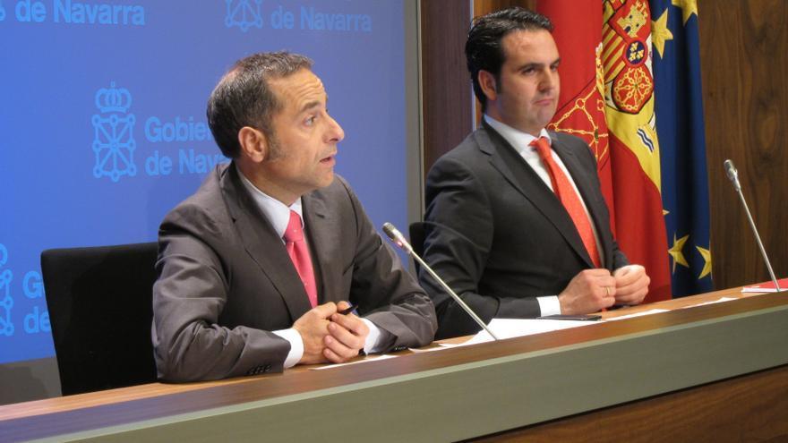 """Gobierno navarro apoya la operación contra interlocutores de EPPK porque """"el terrorismo es el enemigo de la libertad"""""""