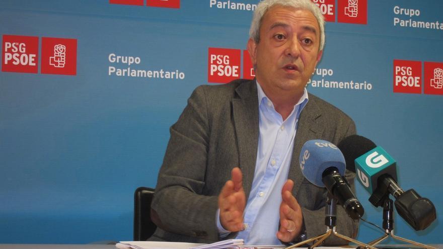 """Luis Álvarez (PSdeG) se opone a """"cambiar una gestora por otra"""" y aboga por convocar el congreso y las primarias"""