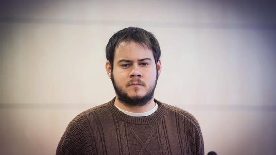 Denunciado rapero Pablo Hasél por hacer pintadas contra el alcalde de Lleida