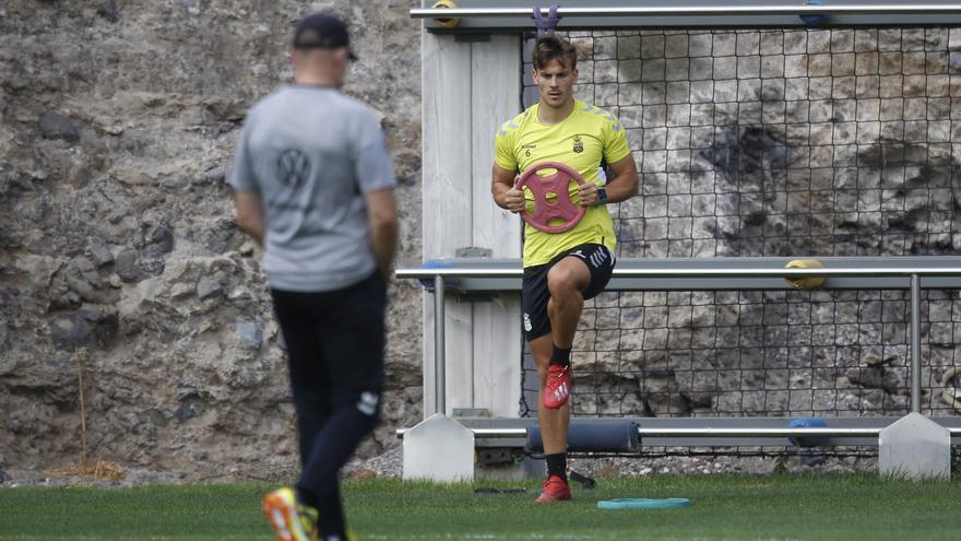 La UD Las Palmas comienza su pretemporada con entrenamientos individuales
