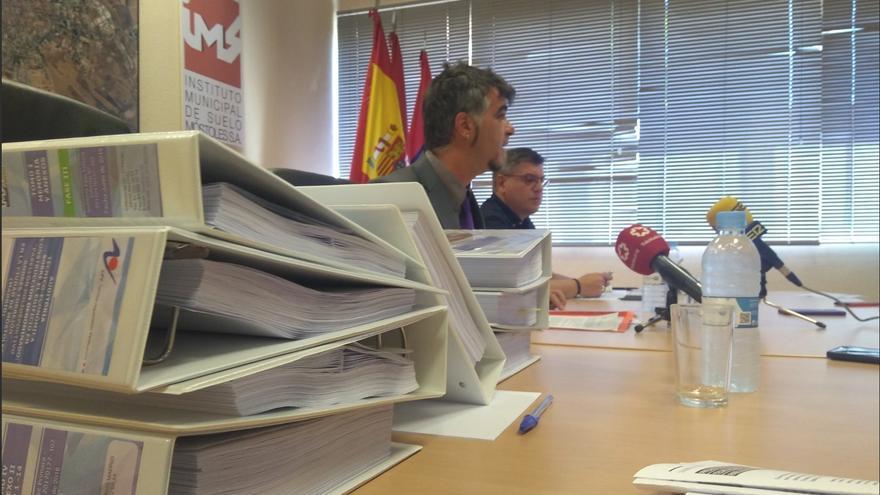 Presentación de la auditoría encargada por el Ayuntamiento. / Ganar Móstoles