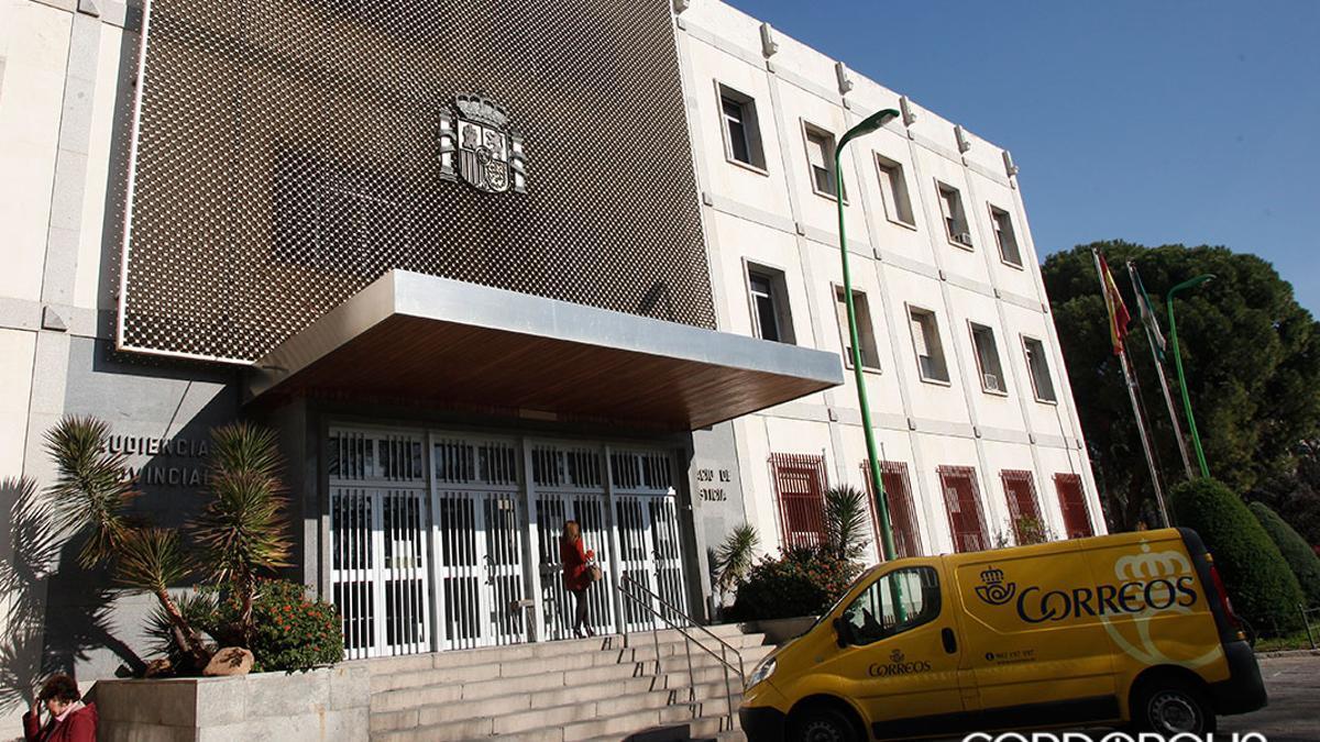 Antigua Audiencia de Córdoba.