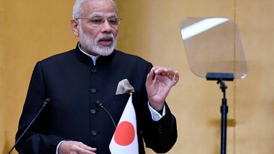 Modi defiende sus medidas monetarias por supuesto apoyo y compromiso popular