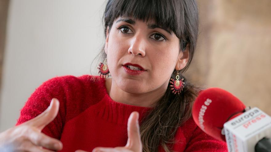 Rodríguez, dispuesta a aspirar a liderar una candidatura con IULV-CA si en Podemos ven que es la mejor para ganar a Díaz