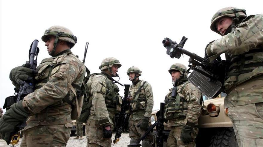 EEUU confirma envío de tropas a Siria para apoyar a opositores contra el EI