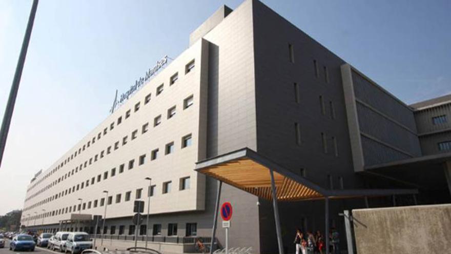 Hospital de Manises, en Valencia.