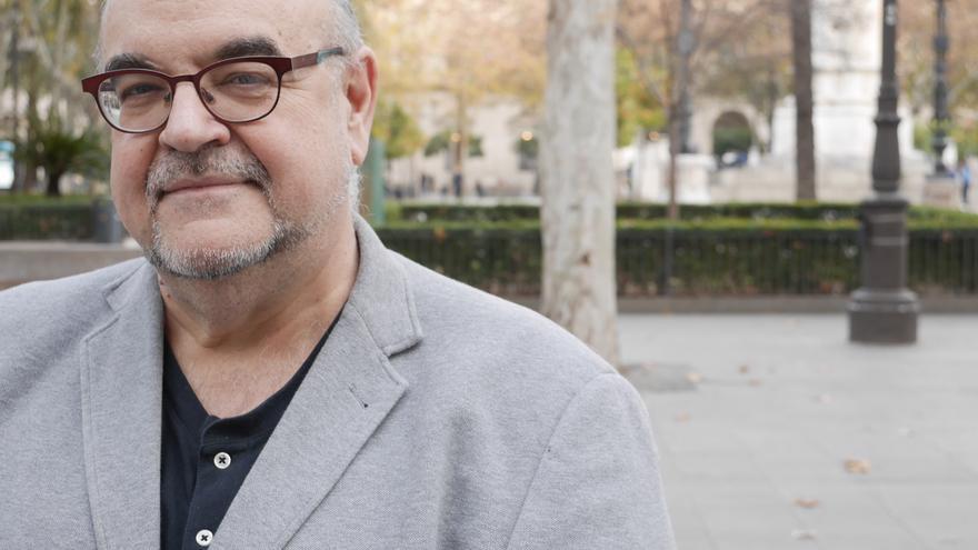Esteban Beltrán director de Amnistía Internacional España en Sevilla 17 enero 2019