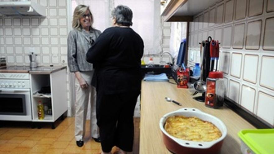 Pisos de alojamiento para sin techo del Ayuntamiento de Madrid
