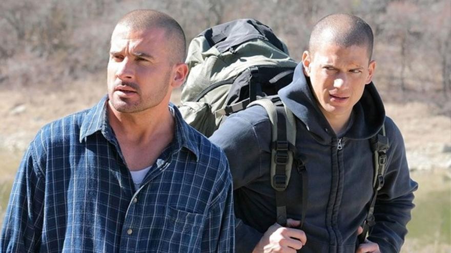 Descubierto el nuevo tatuaje de Michael Scofield en la vuelta de 'Prison Break'