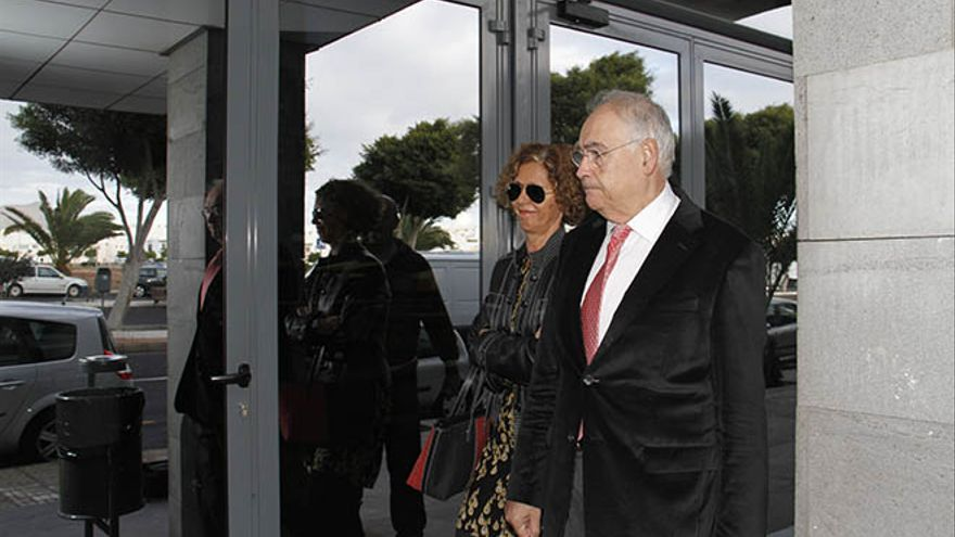 Isabel Déniz y Felipe Fernández Camero, implicados en la pieza de Urbaser del caso Unión.