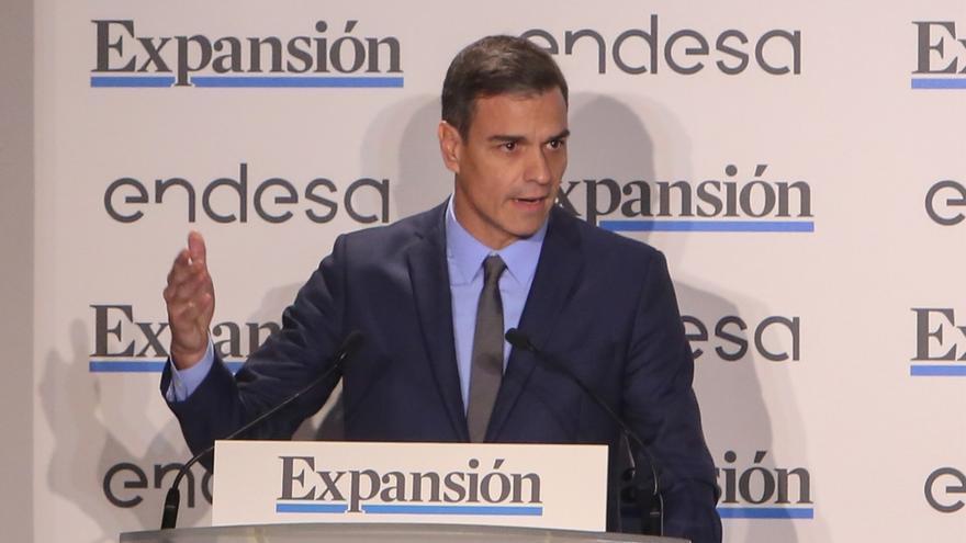 """Sánchez dice que no tira la toalla con los Presupuestos: """"Tendemos la mano al resto de fuerzas parlamentarias"""""""