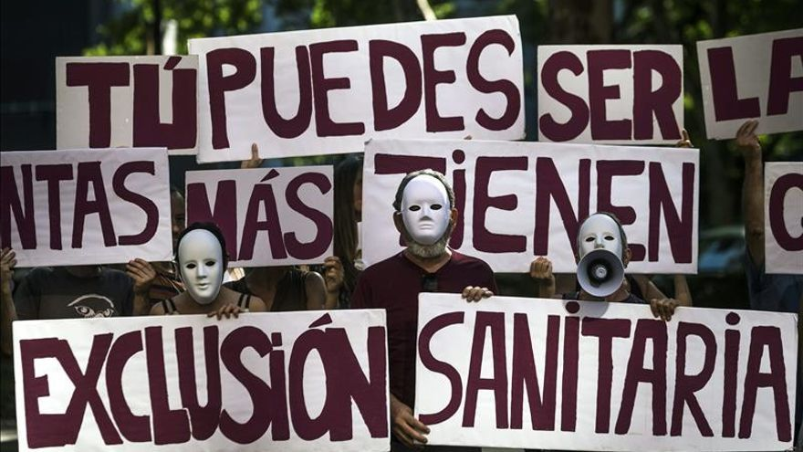 """Salud Baleares: """"Inaceptable"""" la amenaza del Gobierno por asistir a inmigrantes irregulares"""