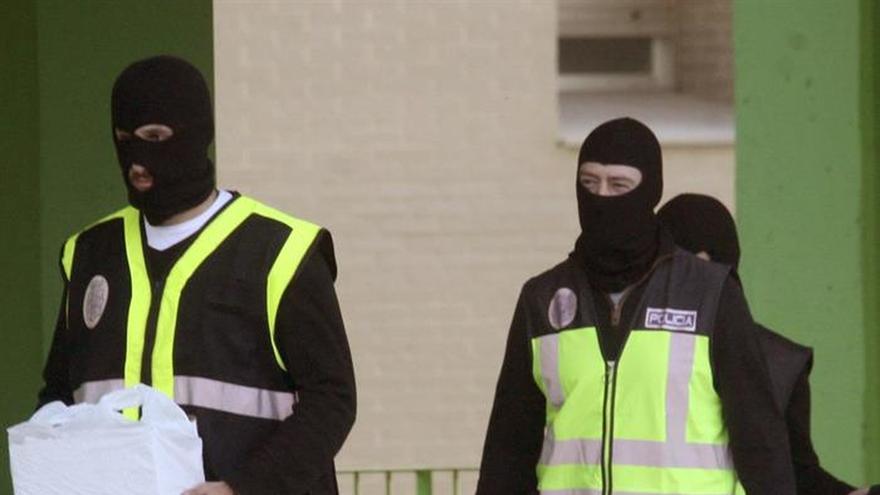 Concluye el registro de la casa del detenido en Ceuta por vinculación al Dáesh