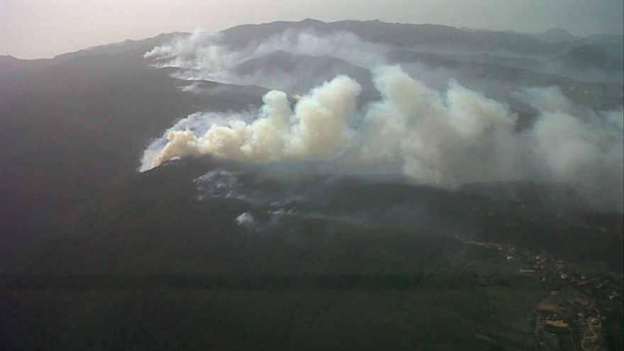 Del incendio en La Gomera #8