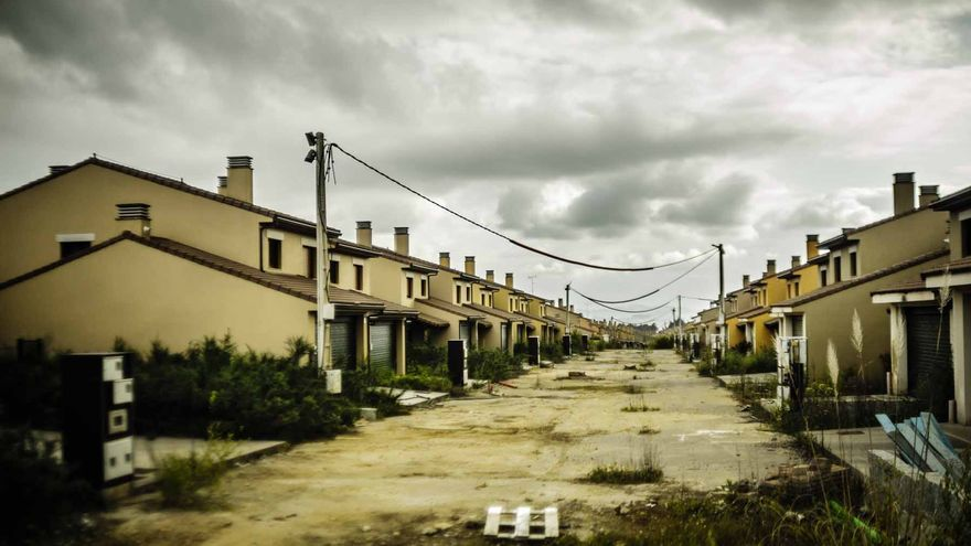 El proyecto Costa Miño Golf constaba de más de 1.200 viviendas
